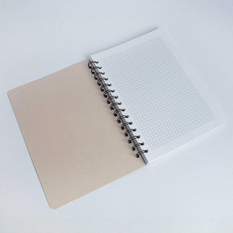 kafka notebook 80 sheets of white paper