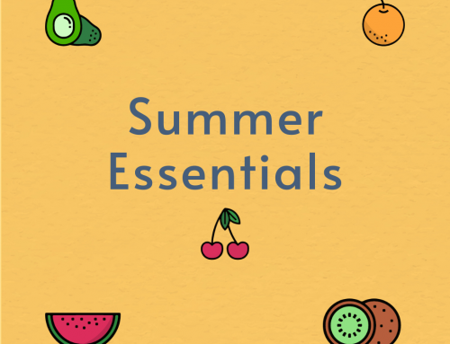 5 Summer Essentials That Truly Think of you