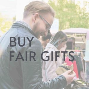 buy Fairtrade products